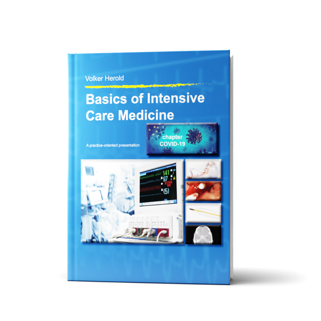 Visualization of the Intensive Care Medicine E-Book